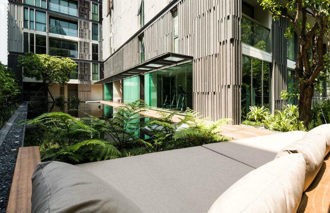 VIA49大楼公共景观——有趣的栅栏_7