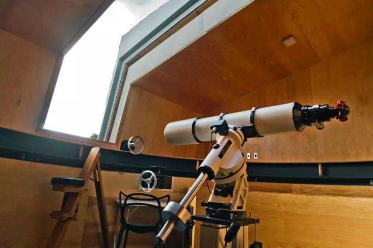 星空争夺战:美国新罕布什尔州Gemma私人天文台_14