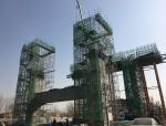 北京新机场线城市共构高架研究应用