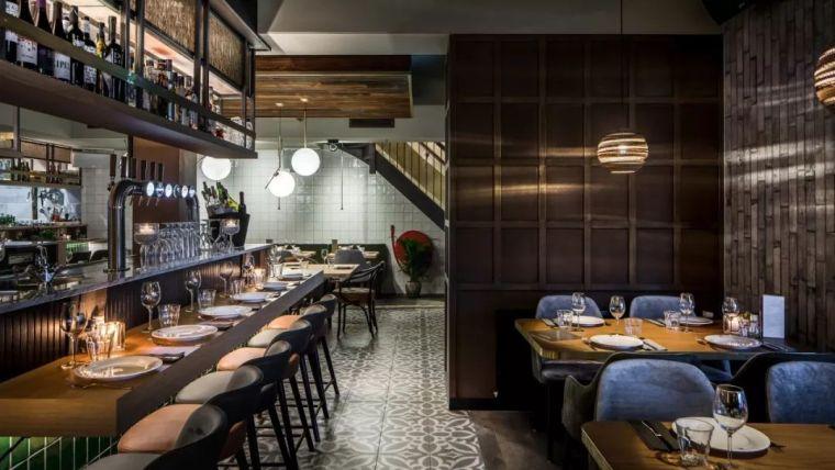 完备的西餐厅设计方案主要包括哪些方面呢?_3