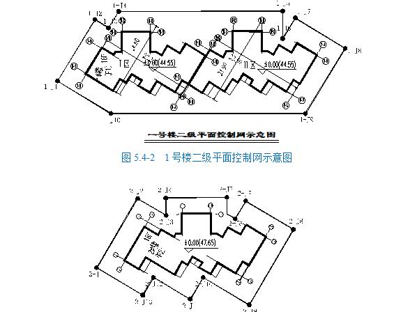 高层测量放线施工方案(图文)_3