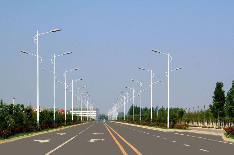 园路灯更新改造工程施工组织设计方案