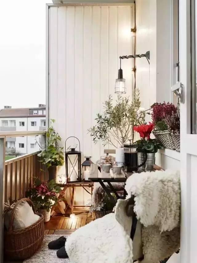 小阳台,也有别墅范……_26