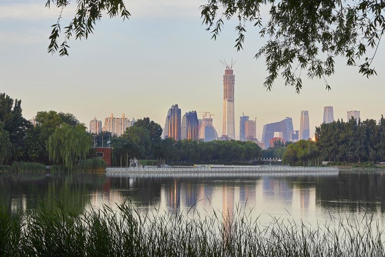 北京朝阳公园广场-2