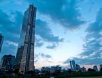 肇庆体育中心钢结构BIM模型
