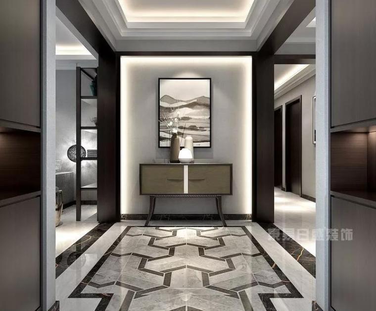 重庆龙湖紫云台120㎡现代简约装修案例,业主是位懂得生活的人
