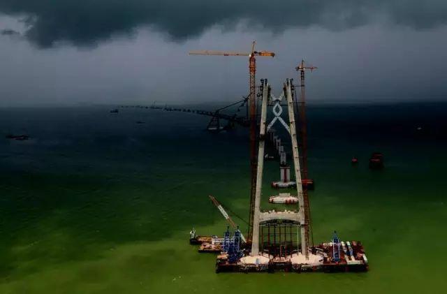 港珠澳大桥钢箱梁原来是这样建成的!_28