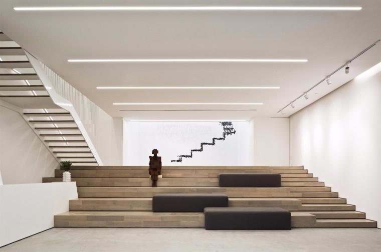 广州保利金融城艺术展厅