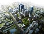 昆明主城中央公园及CBD核心区规划及城市设计