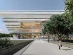 【BIM案例】上海图书馆东馆项目