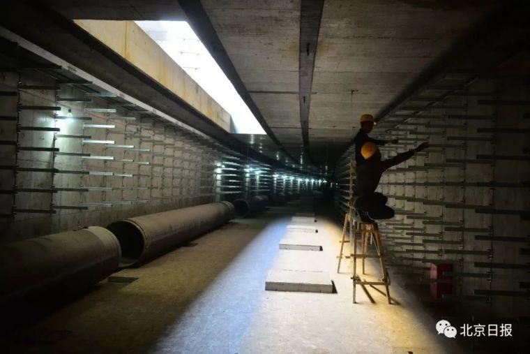 """地下""""巨无霸""""-北京城市副中心综合管廊_2"""