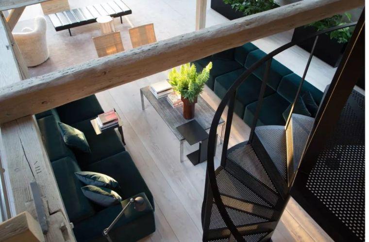 最美的北欧风Loft设计,纯粹、自然、极致!_8