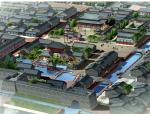[山东]古镇庄园旅游区规划设计(同济院图纸)