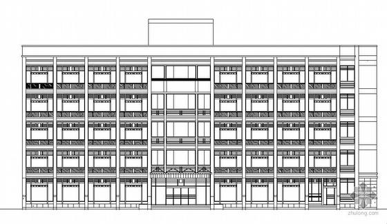 [毕业设计]光州新区某五层行政服务中心建筑设计方案