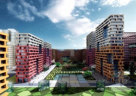 [毕业设计]框剪结构住宅楼建筑工程量清单及招标文件编制