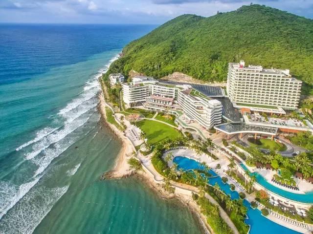 10家顶级酒店的整体景观设计,震撼人心...-山海天万豪酒店