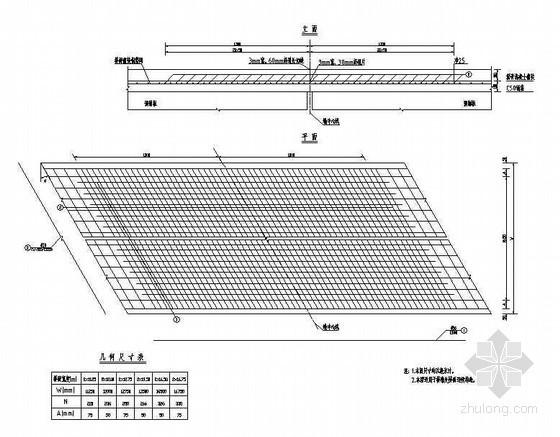 先张法简支空心板桥面连续钢筋构造节点详图设计