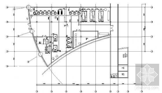 北京某危改工程制冷机房图纸
