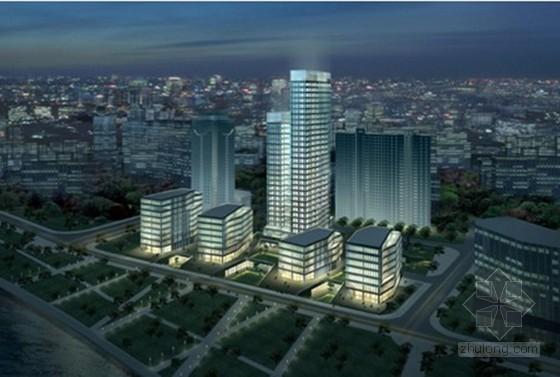 [上海]超高层综合楼工程施工质量创优策划方案(鲁班奖)