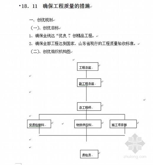 园林工程投标标书制作模板(投标书范本)