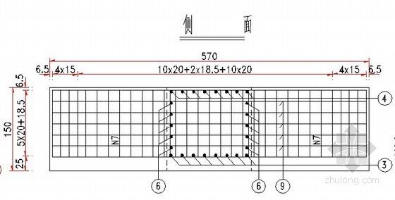 预应力混凝土大桥全套设计图纸