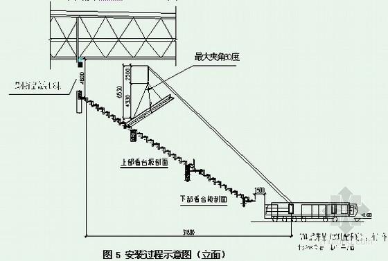 建筑施工预制清水混凝土看台板施工工法