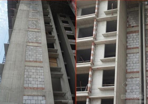 住宅小区工程主体结构优质施工图片(100页)