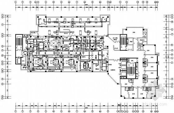 医院净化空调设计图纸