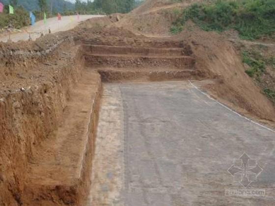 [山东]新建市政道路工程路基土石方施工技术交底