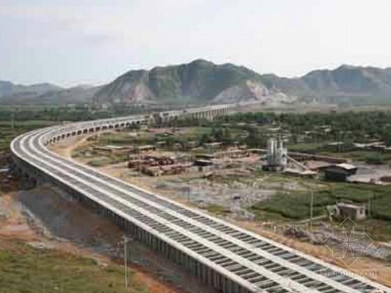 [四川]高速公路工程渡槽专项施工方案