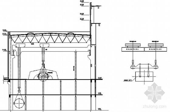 某电厂吊装方案图