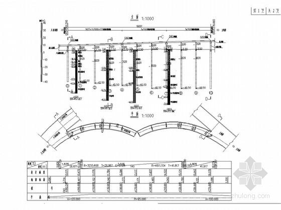 20m钢筋混凝土现浇连续箱梁桥施工图设计(含计算书)