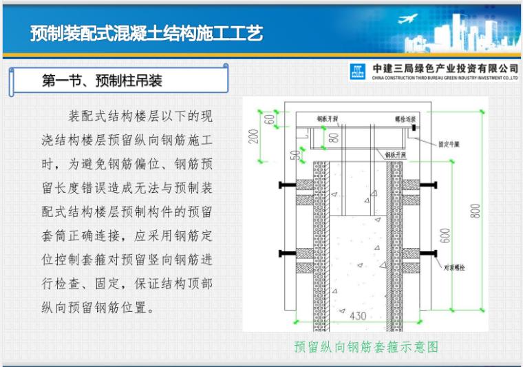 预制装配式混凝土结构施工工艺