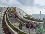世界上最大地下火车站之一,高铁香港西九龙站!!