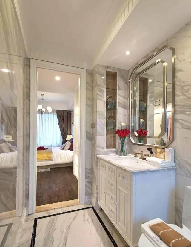 卫生间装修尺寸和布局大全,小空间承载大需求!