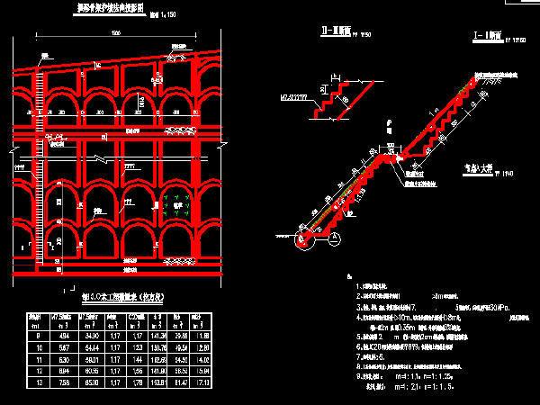含2座简支小箱梁桥双向六车道城市次干道工程设计图239张附计算书(路桥交通绿化管综)