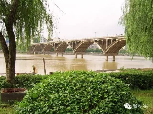我的天呐2——容县绣江大桥重建