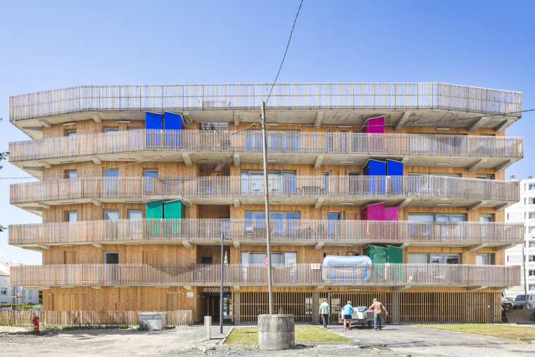 法国64社会福利住房