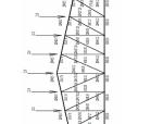 利用结构力学求解器计算挠度
