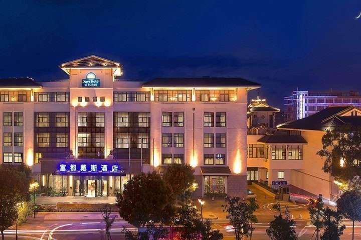 某酒店夜景照明工程施工组织设计方案