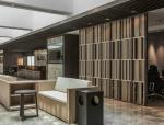 [上海]三银集团总部办公室设计效果图