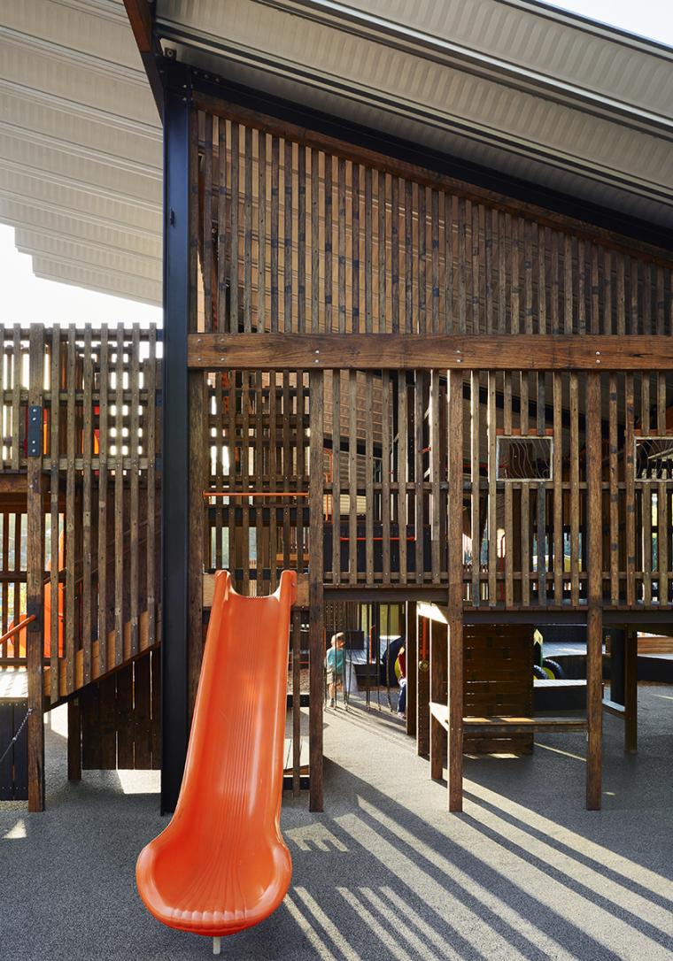 7天最热丨景观周周精选案例(2月18日~24日合辑)-008-eltham-north-playground-by-gardiner-architects
