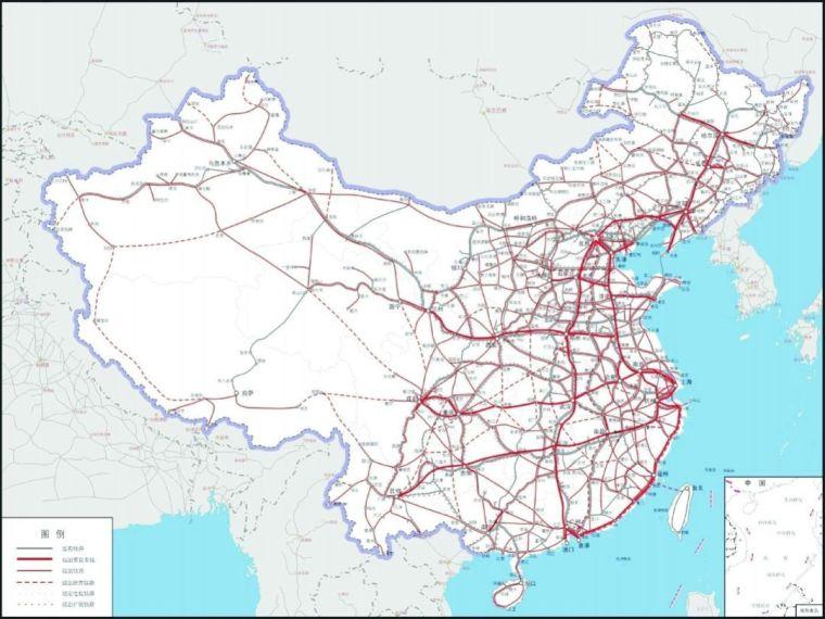中国铁路、隧道与地下空间发展概况_12