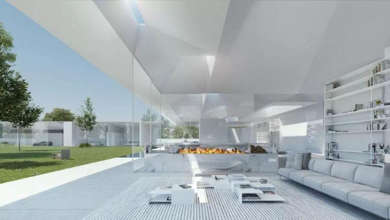 1500m²大别墅,极简大师这样打造,美竟如此纯粹!_54