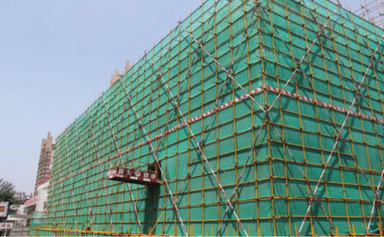 [山东]医院门诊病房综合楼工程绿色施工示范工程汇报材料(181页,附图较多)