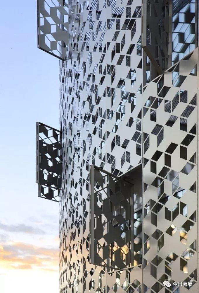 金属幕墙——铝板的魅力!