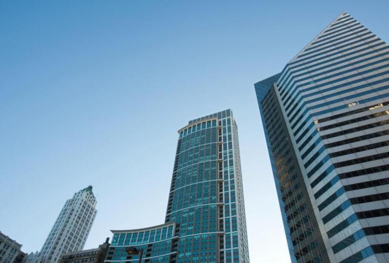 17层商业综合楼电气图