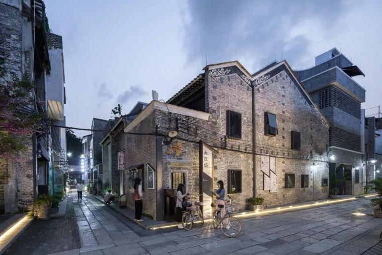 广州最美老街的拆与建:恩宁路永庆坊建筑改造 / 南沙原创