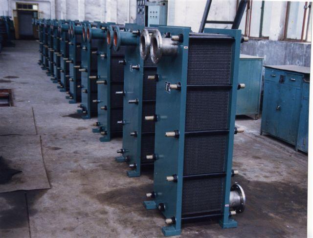 提高板式换热器换热效率的若干办法