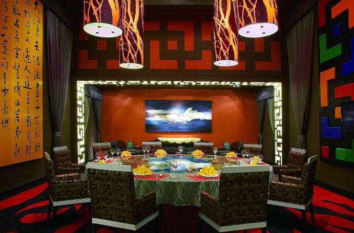 资阳酒楼装修设计公司-《 红色记忆》-古兰装饰